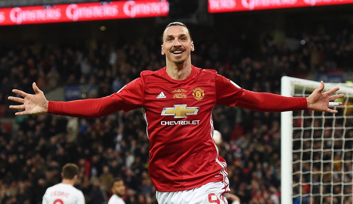 FOTO 8 Pemain Manchester United Masuk Skuat Terbaik Liga