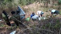 Sri Lestari, nenek berusia 70 tahun yang dikabarkan hilang sejak 30 September 2018 ditemukan dalam keadaan tidak bernyawa di perbukitan di Dusun Damon, Hargorejo. (Solopos.com)