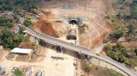 Pembangunan Jalan Tol Cileunyi – Sumedang – Dawuan (Cisumdawu) yang merupakan salah satu Proyek Strategis Nasional