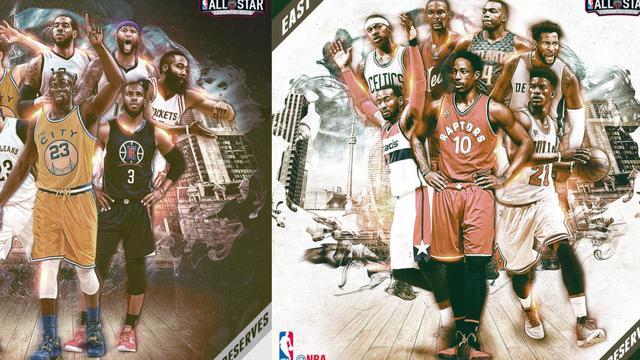 f0c018500eed Daftar Pemain Cadangan NBA All-Star 2016 - Bola Liputan6.com