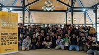 Sebelum Hackathon Pintar 1.0 digelar, lebih dulu dilakukan Road to Hackathon Pintar 1.0.