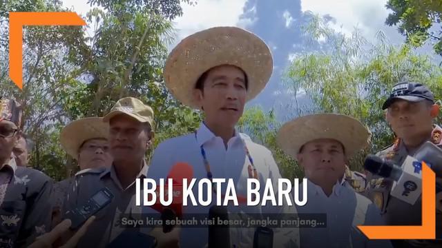 Kawasan Gunung Mas di Kalimantan Tengah dinilai Jokowi pas jadi ibu kota baru Republik Indonesia.   Gunung Mas dinilai memiliki luas yang pas dan berada di kawasan segitiga Kalimantan Tengah.