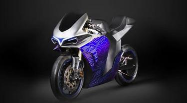 Emula Electric Motorcycle