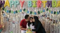 Momen Meriah Ulang Tahun Almira (Sumber: Instagram/annisayudhoyono)