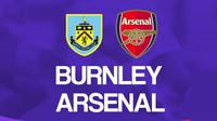Premier League - Burnley Vs Arsenal (Bola.com/Adreanus Titus)