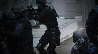 Ilustrasi Tangkap Teroris