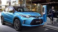 Honda memperkenalkan Everus VE-1 di Guangzhou Auto Show 2018. (ist)