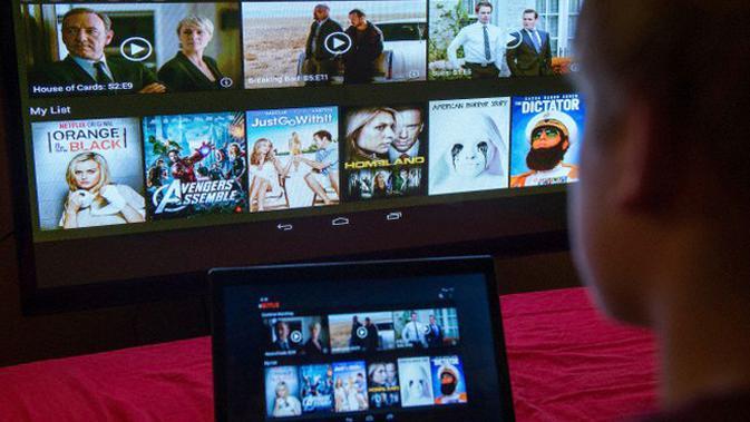 Layanan streaming video populer, Netflix kini hadir di Tanah Air.