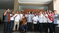 Menpora, Imam Nahrawi berkunjung ke National Paralympic Committee (NPC) di Solo Jawa Tengah, Senin (2/4/2018). (Humas Kemenpora)