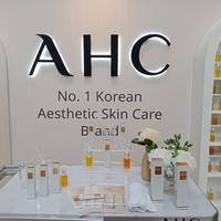 Berbasis klinik kecantikan Korea Selatan, AHC kini hadir di Indonesia dengan krim mata dan masker (Foto: Vinsensia Dianawanti)