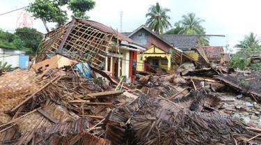 Kata Peneliti Singapura soal Tsunami Anyer yang Mematikan