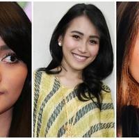 Citra Kirana, Ayu Ting Ting, Aurel Hermansyah (Bintang Pictures)