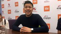 Donovan Sung, Director of Product Management and Marketing, Xiaomi Global. Liputan6.com/ Jeko Iqbal Reza