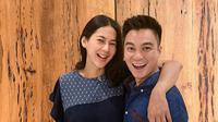 Baim Wong dan Paula Verhoeven. (Foto: Instagram baimwong)