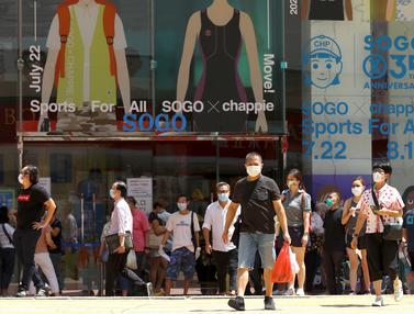 Kehidupan Sehari-hari Warga Hong Kong di Tengah Pandemi