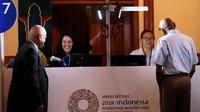 Peserta Pertemuan Tahunan IMF-Bank Dunia 2018 di Bali. Dok: am2018bali.go.id