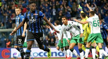 FOTO: Luar Biasa Atalanta Berhasil Lolos ke Liga Champions