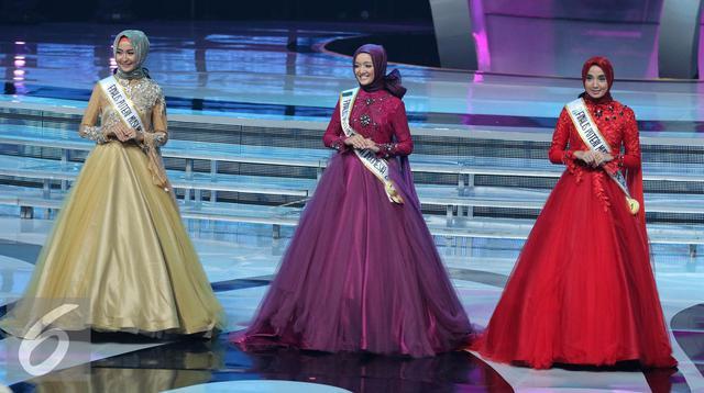 Mereka adalah Siti Ashari (Padang), Chairunisa Hanif (Padang Panjang), dan Nafisah Al Hamid asal Banjarmasin.