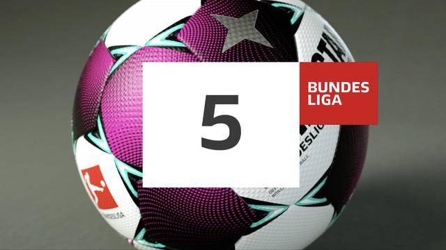 Berita video para pencetak gol terbaik pekan ke-9 Bundesliga 2020/2021, termasuk striker Bayern Munchen, Robert Lewandowski.
