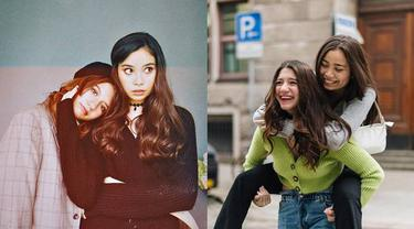 7 Potret Persahabatan Cassandra Lee dan Sephora Sievert Ini Kompak Banget