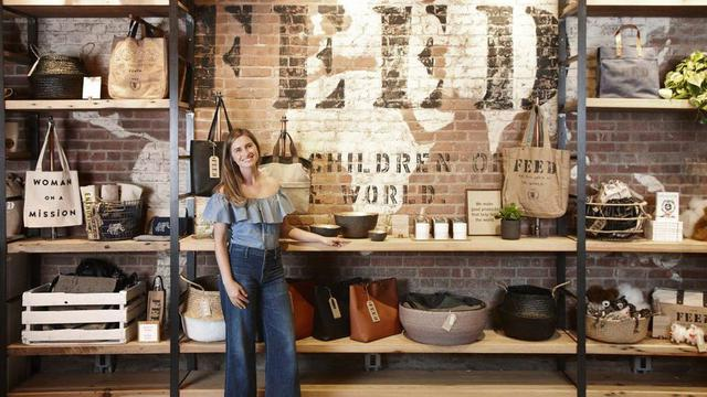 Lauren Bush (FEED) (Forbes)