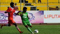 Persebaya Surabaya bermain imbang 1-1 dengan Persija Jakarta di SCM Cup 2015 (Johan Tallo/Liputan6.com)
