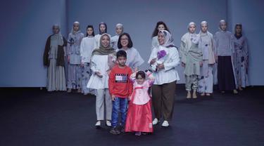 Koleksi modest fashion Kami di Seoul Fashion Kode 2018