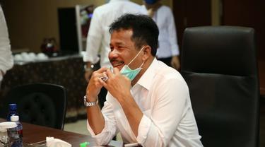 Wali Kota  Batam yang juga merangkap Kepala BP Batam Muhammad Rudi.