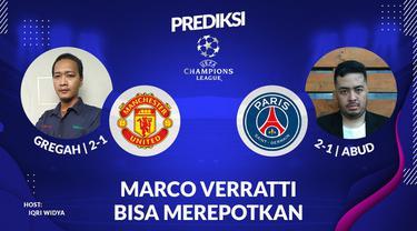 Berita video prediksi, Manchester United perlu waspadai kembalinya Marco Verratti di PSG