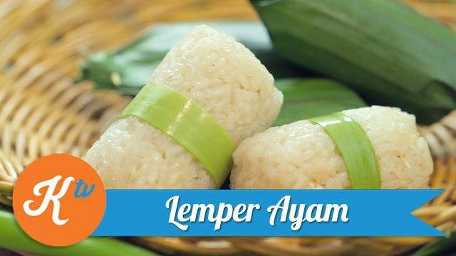 Resep Lemper Ayam Jajanan Favorit Keluarga Lifestyle Liputan6 Com