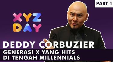 KAPANLAGI.COM - Menyambut acara XYZ Day yang bakal diselenggarakan pada tanggal 25 April 2018 mendatang, Deddy Corbuzier sebagai salah satu speaker mengungkapkan apa yang sebenarnya Ia inginkan dengan selalu eksis di dunia digital saat ini. Penasaran...