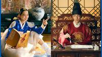 Drama Korea Mr Queen. (tvN via Soompi)
