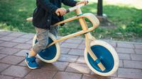 Sepeda Tanpa Pedal / Sumber:www.wheelgadget.com