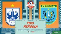 Shopee Liga 1 - PSIS Semarang Vs Persela Lamongan (Bola.com/Adreanus Titus)