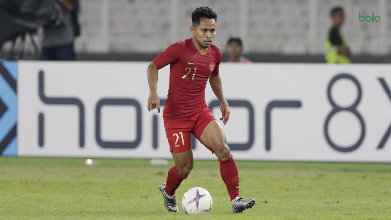 Andik Vermansah Terpukul Timnas Indonesia Terhenti di Penyisihan Grup Piala AFF 2018