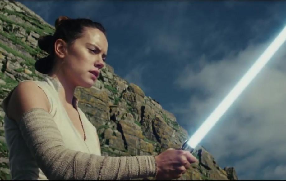 Star Wars: The Last Jedi. (timeincuk.net)