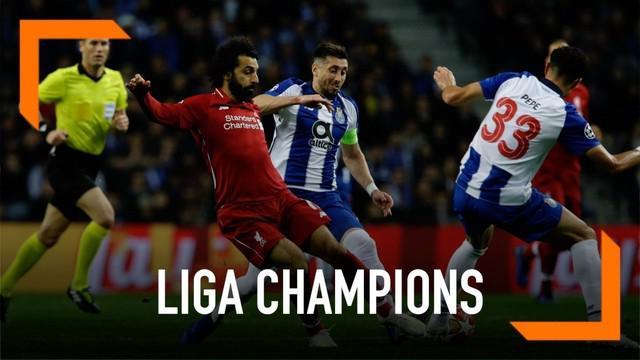 Liverpool tak menemui kesulitan berarti untuk melangkahi upaya Porto pada laga leg kedua perempat final Liga Champions, Kamis (18/4) dini hari tadi.