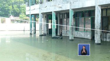 Berdasarkan riset peneliti geodesi ITB, Jakarta terancam tenggelam 95 persen pada tahun 2050.