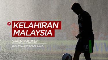 Berita video mengenal Shaun Maloney, pemain kelahiran Malaysia yang sukses di Celtic dan pernah membuat Manchester City gagal juara.