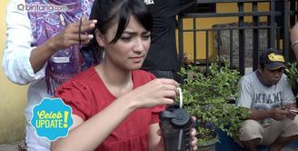 Citra Kirana berperan di sinetron menjadi biduan dangdut di sinetron Orang-Orang Kampung Duku yang akan tayang di SCTV pada 20 Februari 2017.