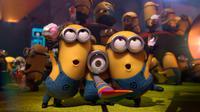 Trailer Minions memberi sinyal bahwa film animasi tersebut bakal terlihat lebih lucu ketimbang Despicable Me.