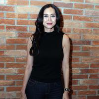 Aura Kasih (Deki Prayoga/Bintang.com)