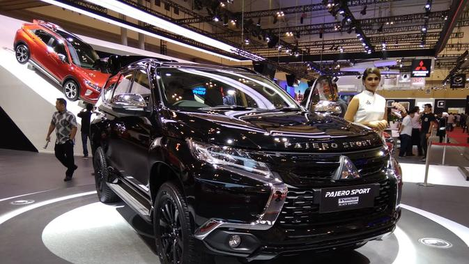Mitsubishi Kembali Hadirkan Pajero Sport Rockford Fosgate Black Edition Otomotif Liputan6 Com