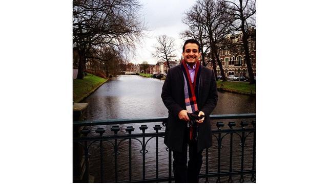 7 Potret Ismail Fajrie Alatas, Pria yang Resmi Jadi Tunangan Tsamara Amany