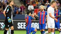 Barcelona vs Leicester City (AFP/