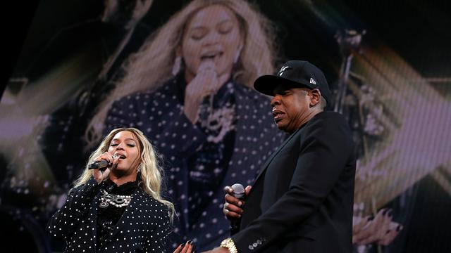 [Bintang] Beyonce dan Jay-Z