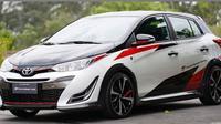 Toyota Siap Luncurkan Yaris Bulan Depan (Foto: @carnewsofficial)