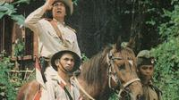 Film Naga Bonar (1987). Foto: via indonesiancinematheque.blogspot.com