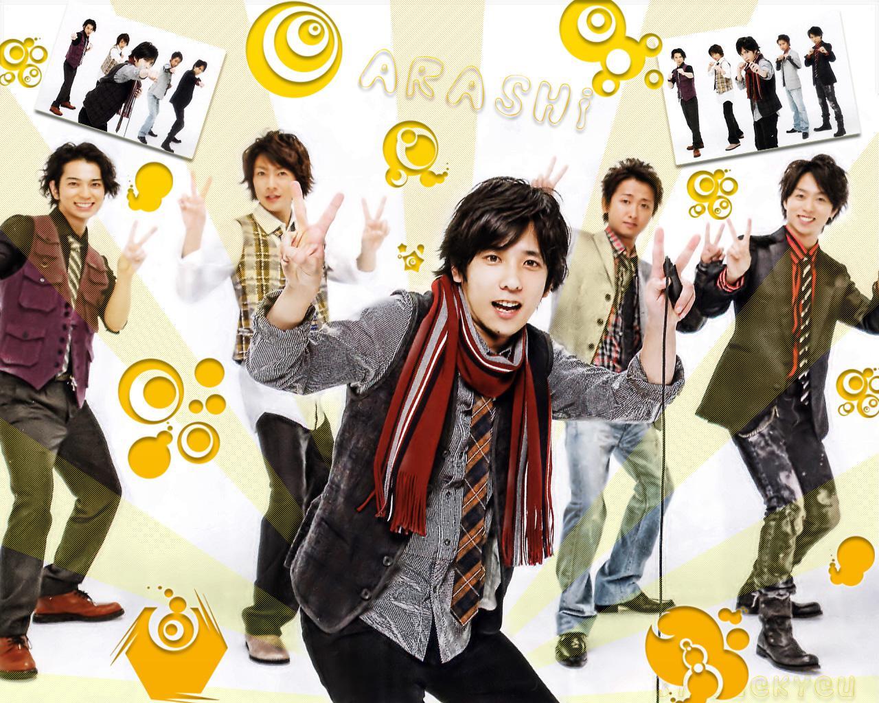Arashi belakangan ini menjadi objek mata pelajaran Universitas Meiji oleh kelas psikologi sosial.