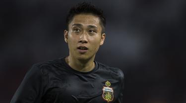 Bhayangkara FC Imbangi Persija Jakarta